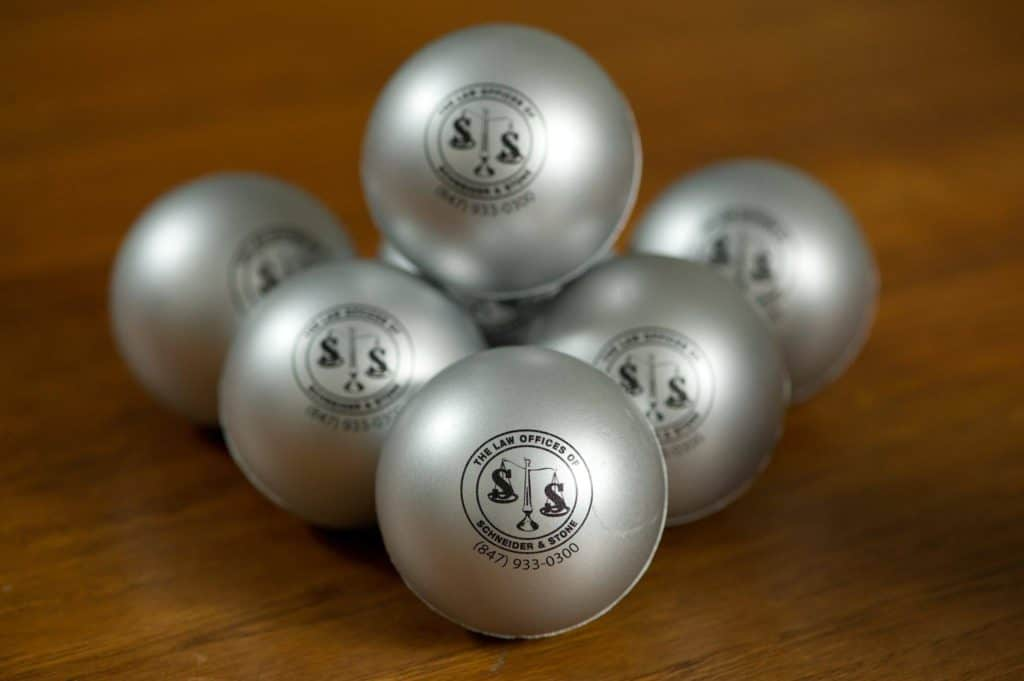 Bankruptcy Attorneys-Stress Balls