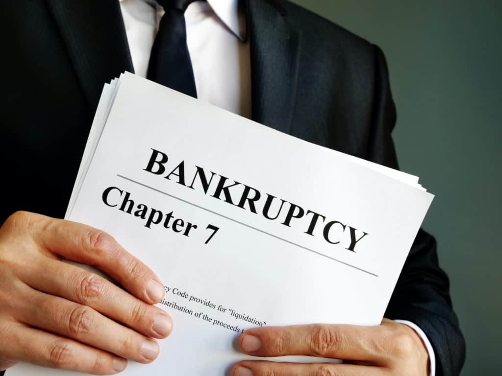 Chapter 7 Bankruptcy Petition